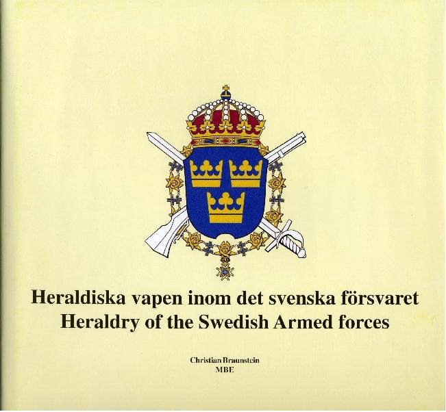 Heraldry of the Swedish Armed Forces FredsbaskerFörlaget