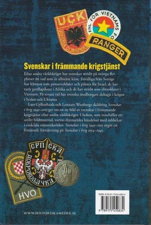 Svenskar i Krig 1945-2015